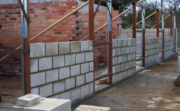 Brick/block Work